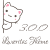 Luxeritas 3.0.0 + デザインファイル6種10個リリース   Thought is free